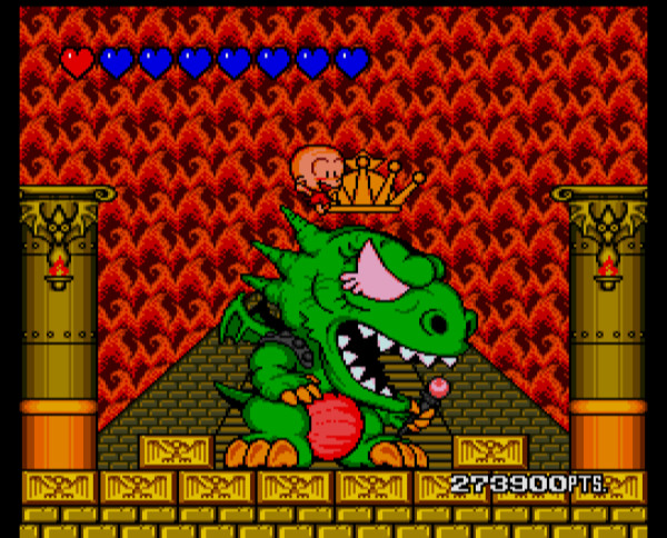 Nintendo Download | Bonk's Revenge