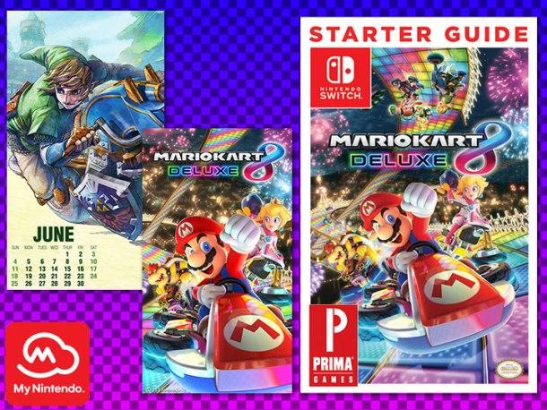 Nintendo Download | MK8 Deluxe