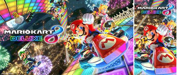 Nintendo Download | MK8 wallpaper