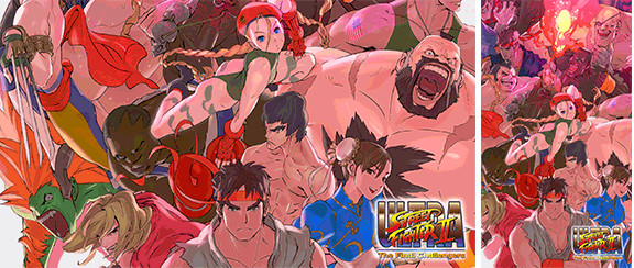 Nintendo Download | Street Fighter wallpaper