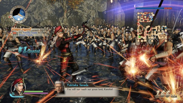 Samurai Warriors: Spirit of Sanada | Battle