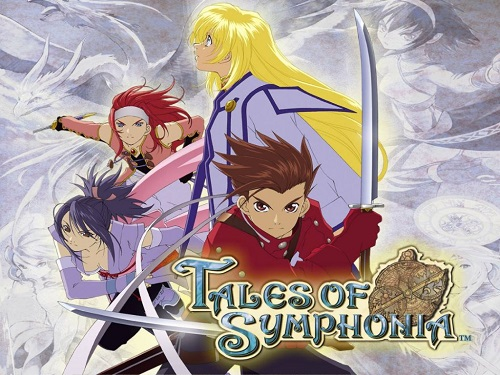7 fave games | Tales of Symphonia - Logo