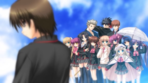 Little Busters! English Edition | Opening group shot