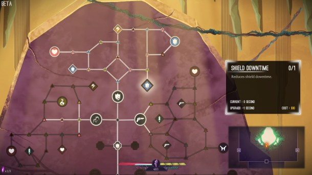 Sundered | Skill Tree