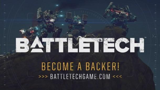 Battletech | Backer proclamation
