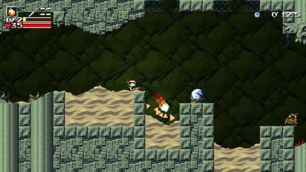 Cave Story Plus   Challenge Mode