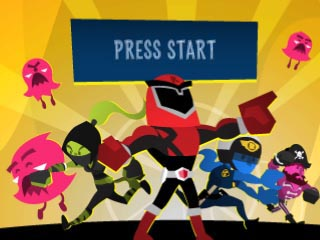 Runbow Pocket Deluxe | Start