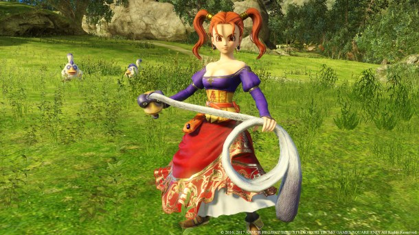 Dragon Quest Heroes 2 | Jessica