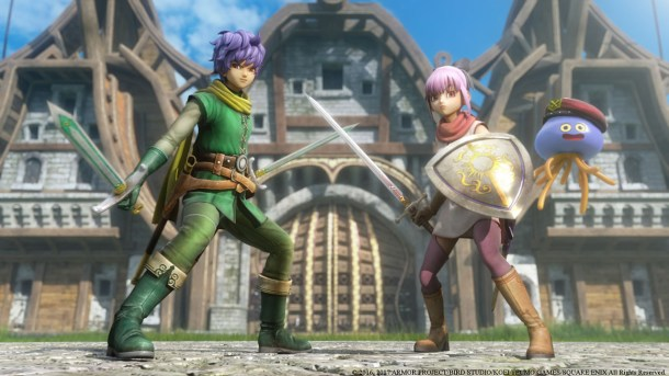 Dragon Quest Heroes 2 | Twins