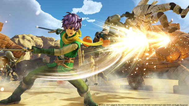 Dragon Quest Heroes   Sword