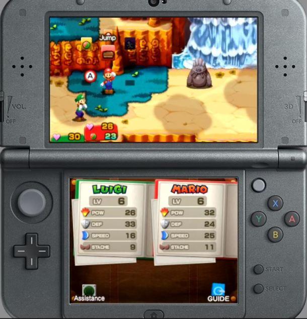 Mario and Luigi + Bowser's Minions | Combat