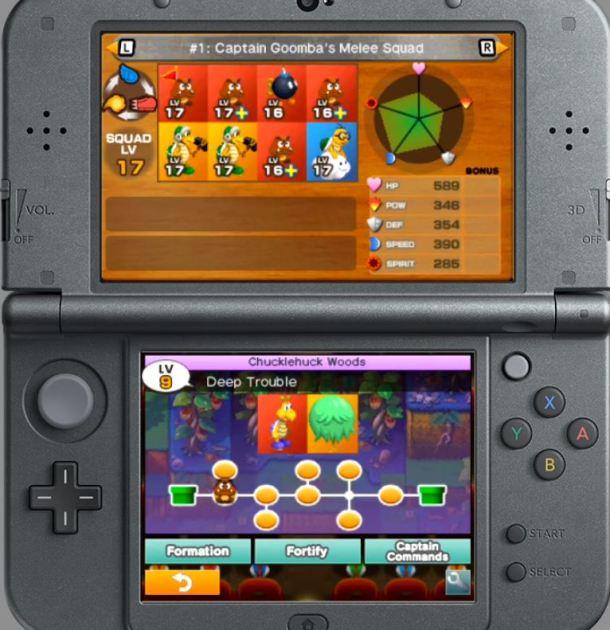 Mario and Luigi + Bowser's Minions | Minion upgrades