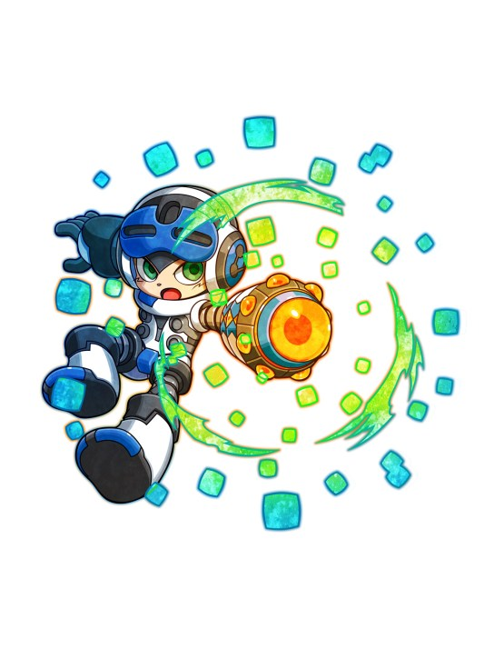 Mighty Gunvolt Burst | Beck