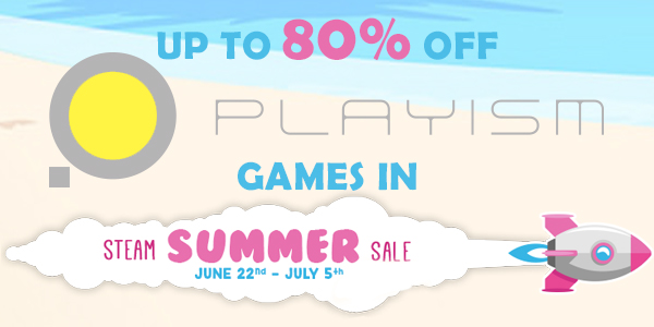 Playism Sale