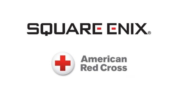Square Enix partners with America Red Cross