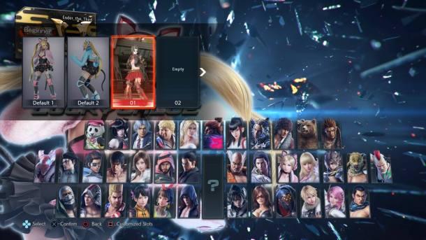 Tekken 7 | Character Variety