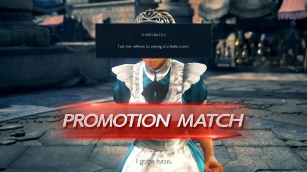 Tekken 7 | Rank Promotions