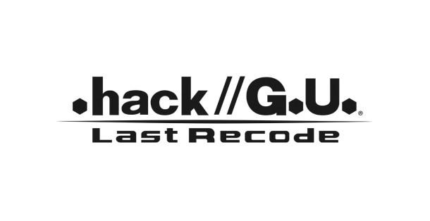 .hack//G.U. Last Recode | Logo
