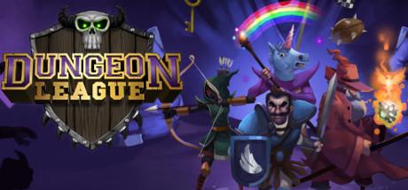 Dungeon League | Header