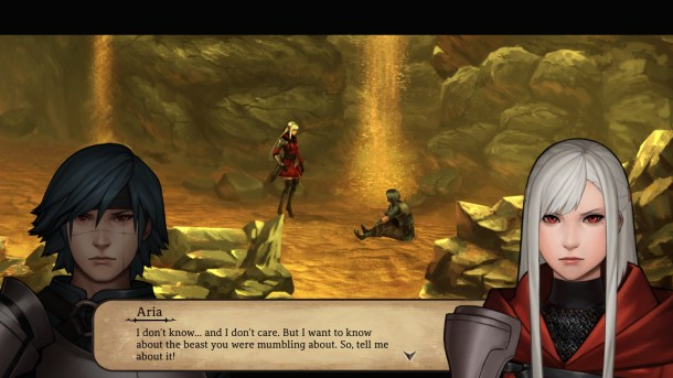 Legrand Legacy | Dialogue