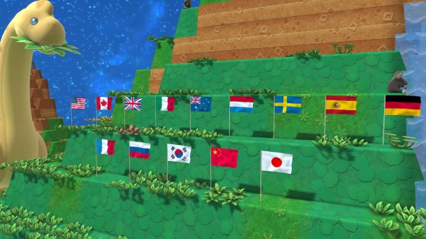 Birthdays the Beginning - World Flags DLC Set