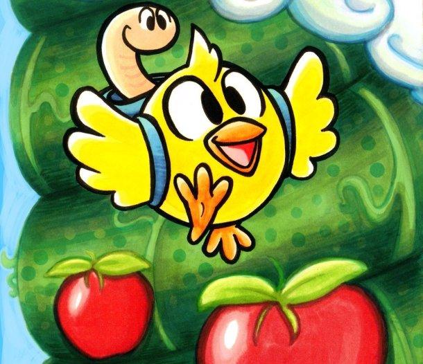 Chicken Wiggle | Heroes