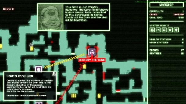 Cryptark | Map