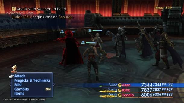 Final Fantasy XII The Zodiac Age | Trials