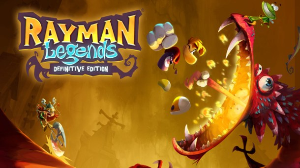 Nintendo Download | Rayman Legends: Definitive Edition