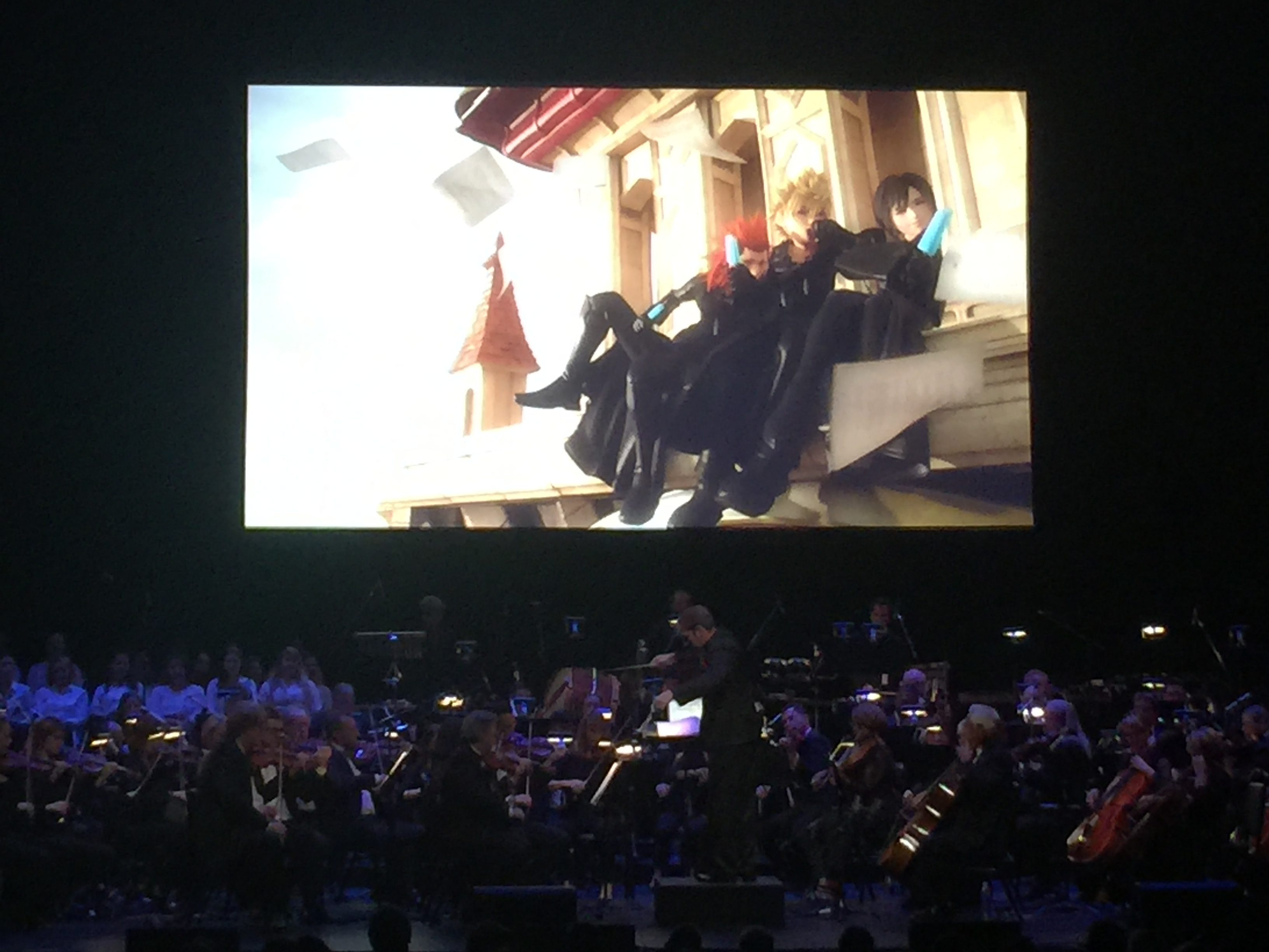 KINGDOM HEARTS Orchestra World Tour 61417 Review