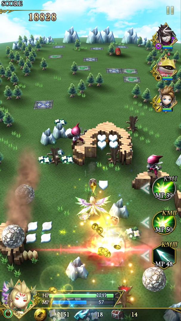 King's Knight | Battleground
