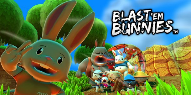 Nintendo Download | Blast 'Em Bunnies