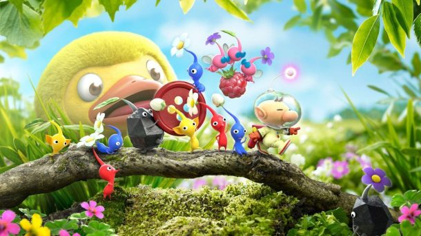 Nintendo Download | Hey! Pikmin