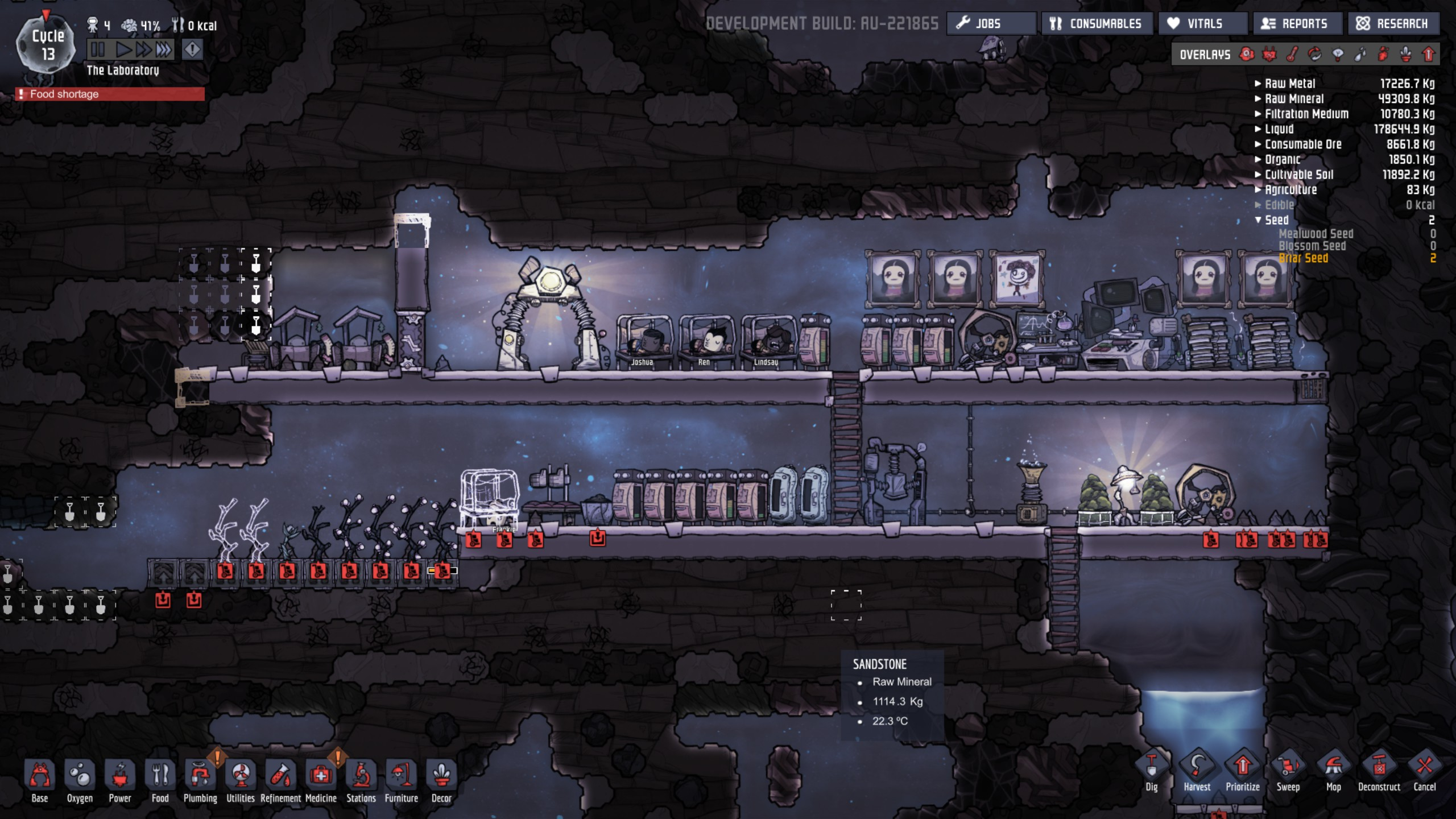 REVIEW: Oxygen Not Included - oprainfall