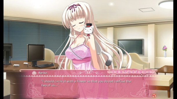 W Happiness | Ruriko's Route