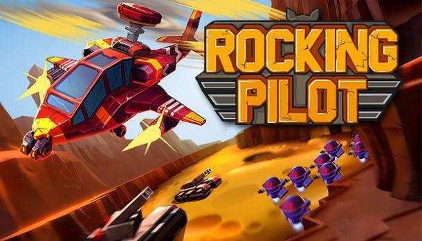 Rocking Pilot | Banner