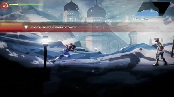 Strider | mission