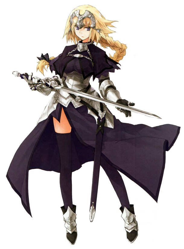 Fate/Apocrypha | Jeanne d'Arc