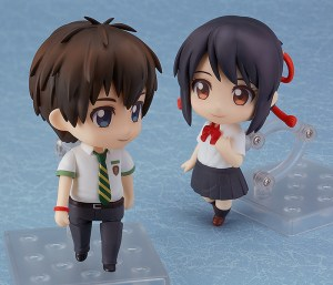 Your Name | Taki and Mitsuha Nendoroids 2