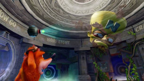 Crash Bandicoot N Sane Trilogy | Hub