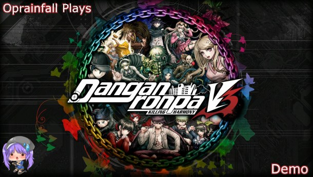 Danganronpa V3 Demo | Header