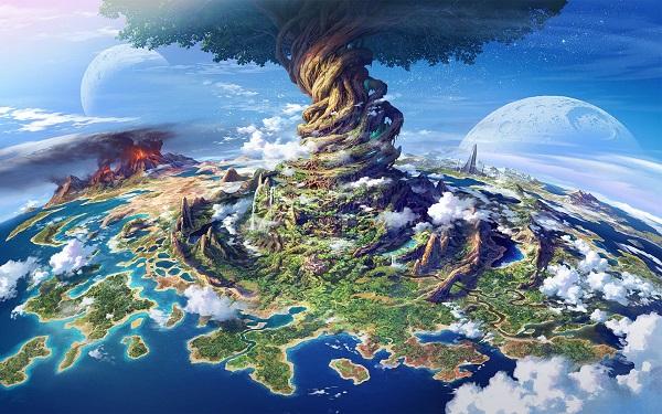 Etrian Odyssey   Yggdrasil