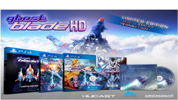 Ghost Blade HD | Limited Edition