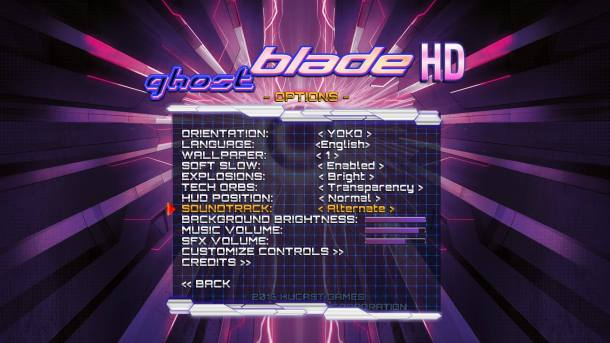 Ghost Blade HD | Soundtrack