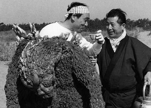 Haruo Nakajima actor Godzilla