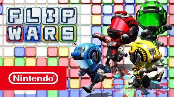 Nintendo Download | Flip Wars