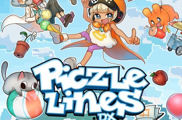 Nintendo Download   Piczle Lines DX