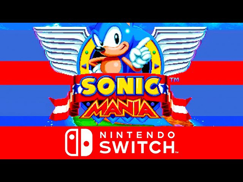 Nintendo Download | Sonic Mania