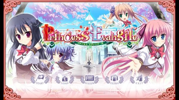 Princess Evangile | Title