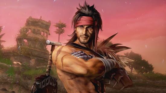 Dissidia Final Fantasy NT | Jecht